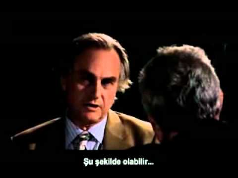 Richard Dawkins uzay dinine girdi!