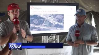 Gobierno de Aragua mejorará vialidad en el Municipio Santiago Mariño 23-08-14