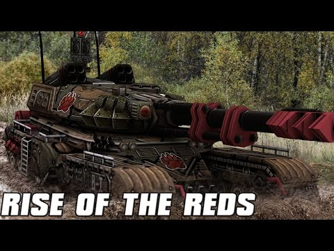 Rise of the Reds - Super Tanks of Russia!