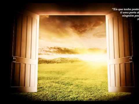 83e25527b14 A porta que Deus abre ninguem fecha - YouTube