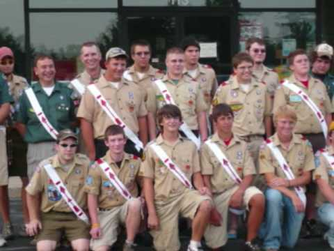 Philmont Scout Ranch; Departure from Joplin MO.