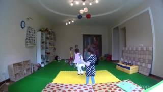 Дети в 3 года учат английский язык в детском саду Растёмна5.ру