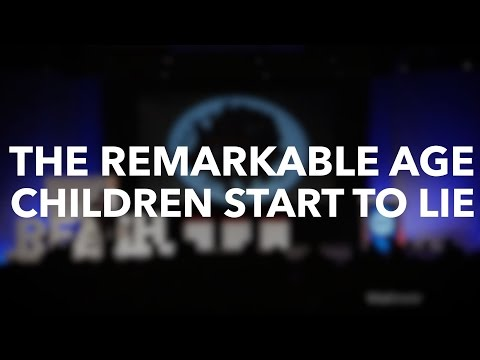 The Remarkable Age That Children Start To Lie