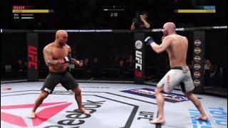 UFC 3 Rogan vs White 2