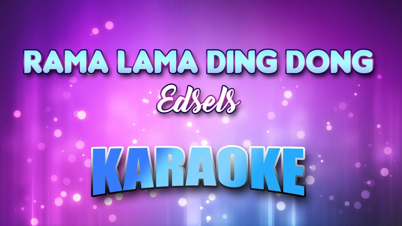 The Edsels – Rama Lama Ding Dong Lyrics | Genius Lyrics