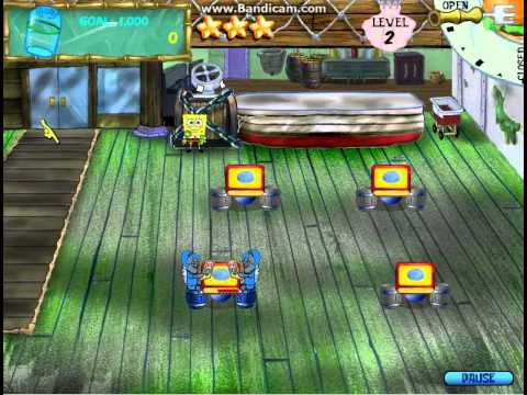 Spongebob Diner Dash : Play This Game Now !!!