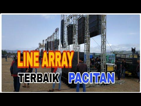 BALAP SOUND PACITAN || KATEGORI LINE ARRAY/RIGGING || Part1 - SounD PacitaN