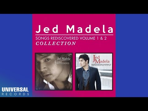 Jed Madela - Song Rediscovered The Collection (Full Album)