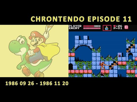 Chrontendo Episode 11