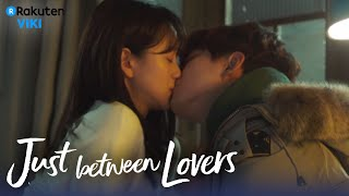 Just Between Lovers - EP12 | Junho and Won Jin Ah Kiss 3 Times [Eng Sub]