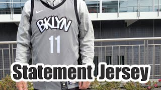 Nike Brooklyn Nets Statement Jersey 2020 Kyrie Irving