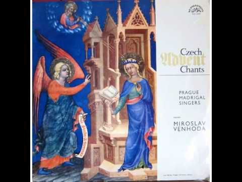 Rorate, itusKyrie  Miroslav Venhoda; Prague Madrigal Singers 1966
