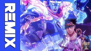 JJBA Part 3 - Stardust Crusaders (Simpsonill Remix)