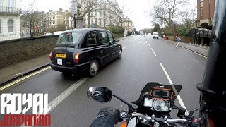 commuting on a ktm 1290 super duke gt