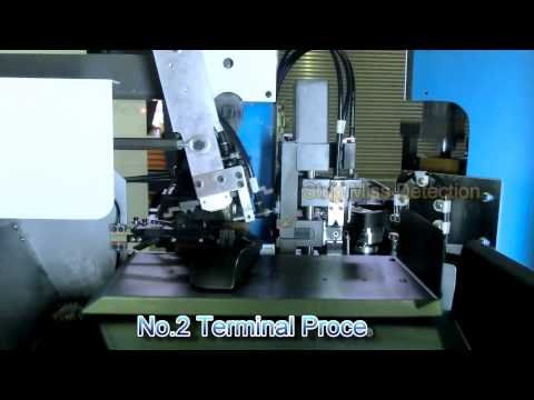 ATM-6 Terminal Crimping Machine For AWG #36~#26