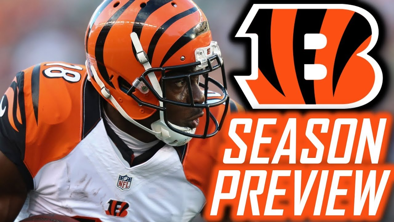 6701539d9 CINCINNATI BENGALS 2018 NFL SEASON PREVIEW AND PREDICTIONS! PLAYOFF SLEEPER!