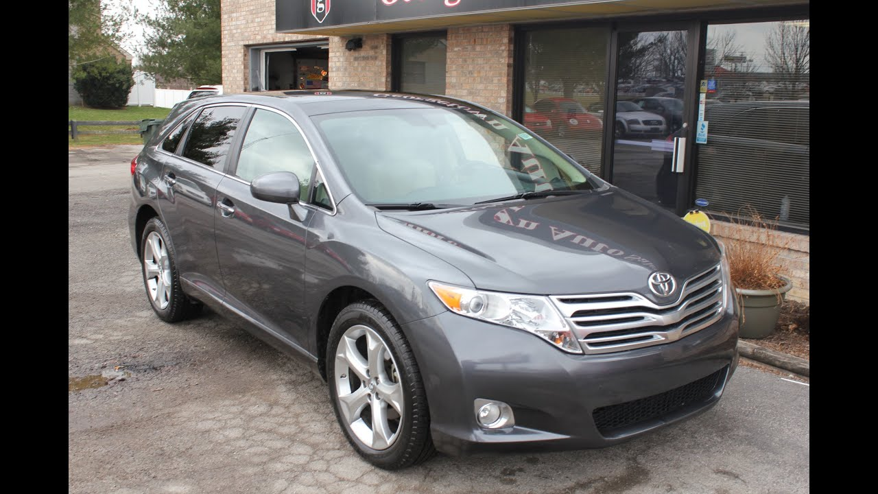 Used 2009 Toyota Venza All Wheel Drive For Sale Georgetown