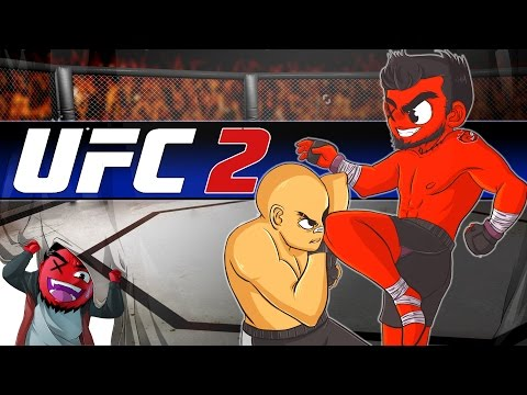 "EA UFC 2 | ""Fighting my Idol!"" (First Main Card Fight!) (Middleweight Career) (EP3)"
