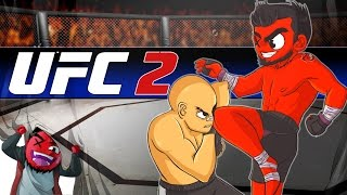 "EA UFC 2 | ""Fighting my Idol!"" (First Main Card Fight!) (Middleweight Career) (EP3) thumbnail"