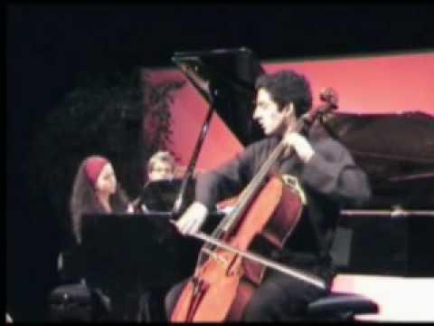 Payam Taghadossi, Violincello, Dimitrij Schostakowitsch