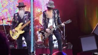 ZZ Top Live (HD): Hey Joe Hammond Indiana August 7, 2011