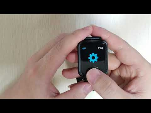 A minute to understand the smart watch B57