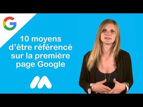 10 moyens d'être référencé sur la première page Google - Tuto e-commerce - Market Academy thumbnail