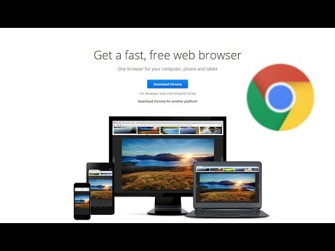 Windows 10: how to install Google Chome! - Faster Internet Browsing - Download & Install Free & Easy