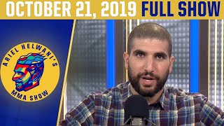 Dillon Danis, Tyson Fury, Dominick Reyes | Ariel Helwani's MMA Show (October 21, 2019) | ESPN MMA