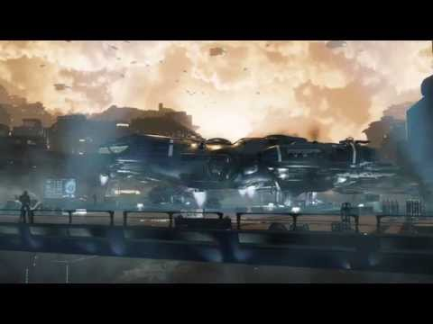 Star Citizen unveils its newest ship in new trailer