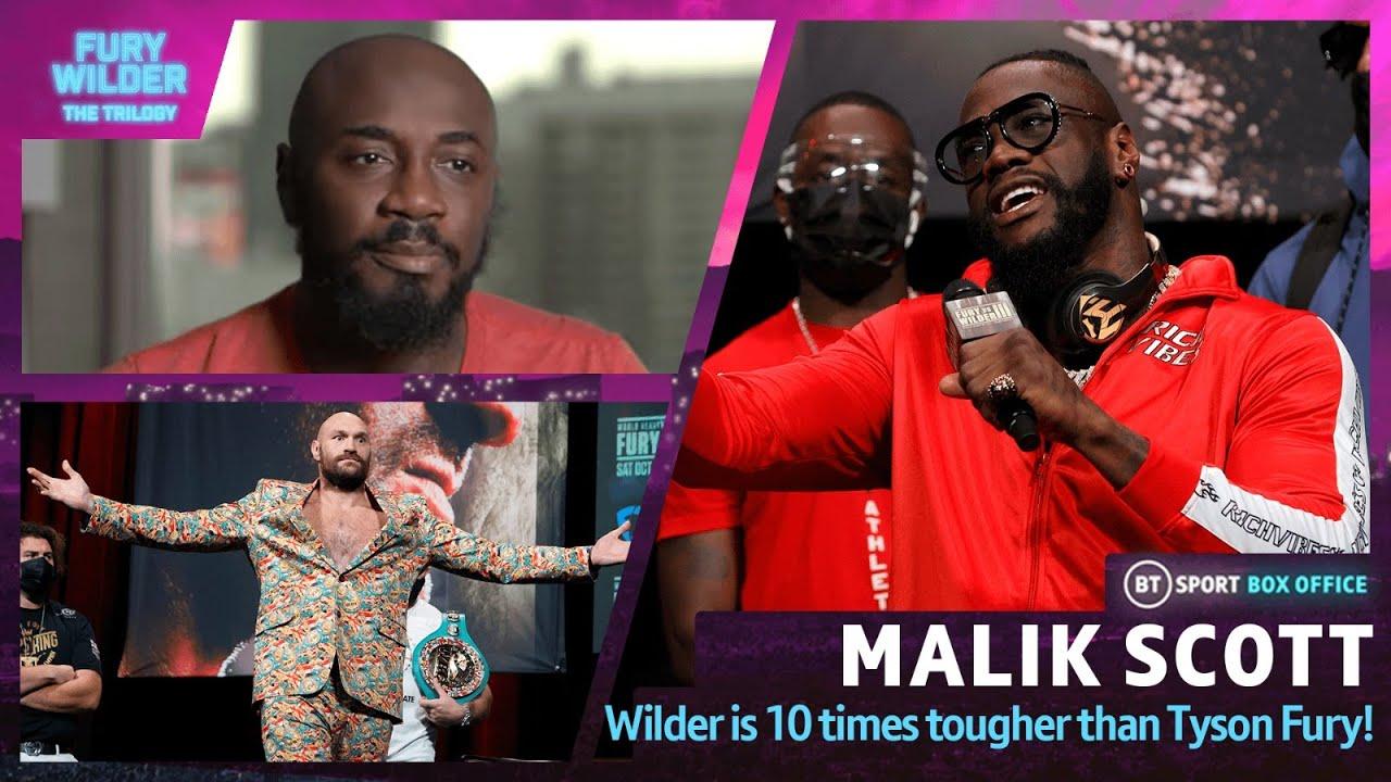 Tyson Fury vs. Deontay Wilder: Bringing in Malik Scott, Predictions ...