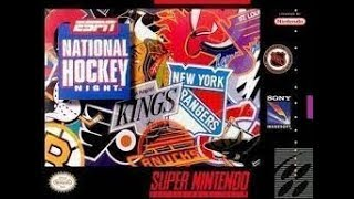 ESPN National Hockey Night (SNES)