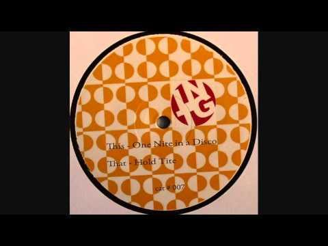 Late Nite Tuff Guy - One Nite in a Disco