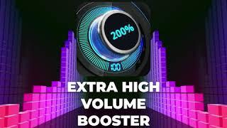 Extra Volume Booster, Equalizer, Sound Amplifier screenshot 3
