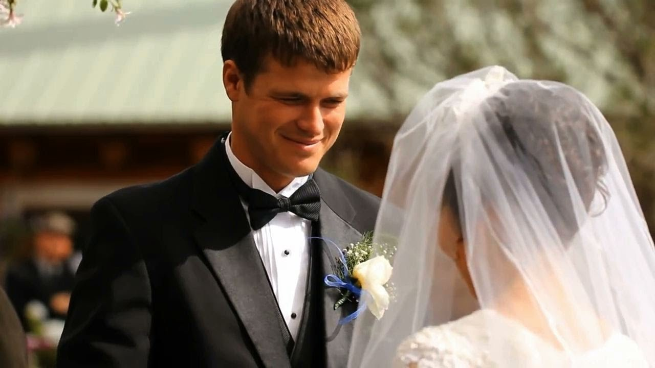 The Most BEAUTIFUL Wedding Vows to Him - YouTube