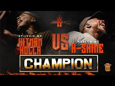 CHAMPION | HITMAN HOLLA VS K-SHINE - SMACK/URL