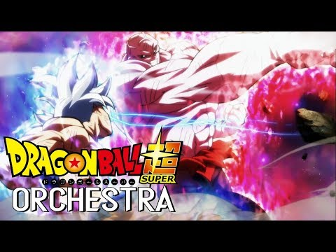 Dragon Ball Super Orchestra - Clash Of Gods 神の衝突 / Ultra-instinct Reborn