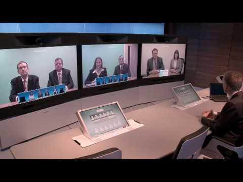 TANDBERG Telepresence T3 Working With Third-Party Telepresence & Other Products