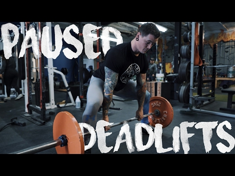 THE BEST ACCESSORY MOVEMENT FOR DEADLIFTS