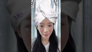 [200713] Girls' Generation Taeyeon Instagram Live 소녀시대 태…