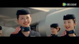 胡歌中国东方航空60周年  China Eastern Airlines 60 years film stunning debut