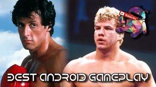 Rocky Balboa VS Tommy Gunn Real Boxing 2 Android