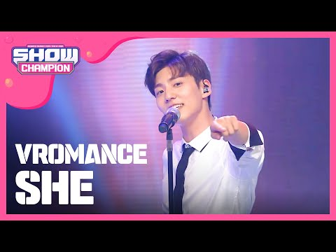 (ShowChampion EP.194) VROMANCE - SHE