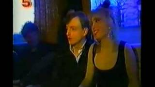 Mark E  and Brix Smith - German TV interview