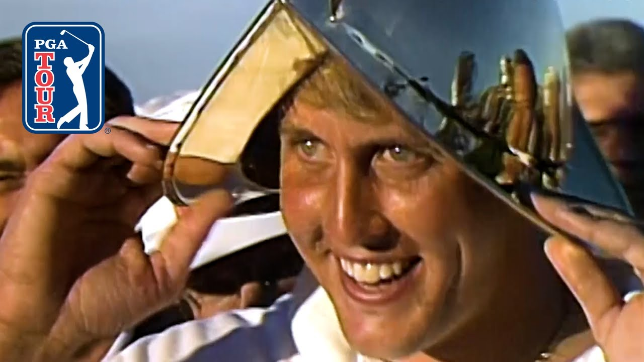 Phil Mickelson's first win on the PGA TOUR