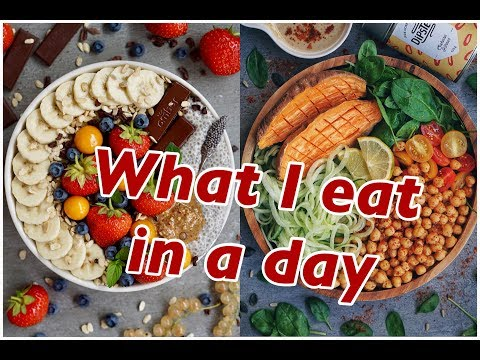 WHAT I EAT ON INTERMITTENT FASTING / VEGAN