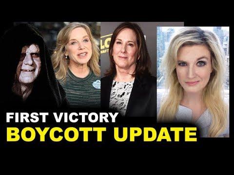 Star Wars Episode 9 Boycott - Galaxy's Edge Empty & Fired