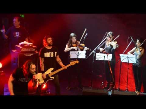Baby I Love You -Marky Ramone's Blitzkrieg | Vorterix 14-05-2016