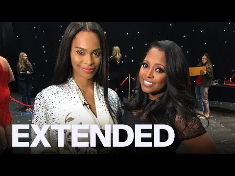 Keshia Knight Pulliam On Living With Omarosa | CELEBRITY BIG BROTHER