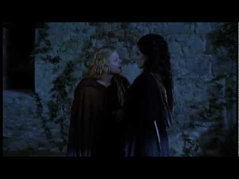 Morgana And Morgause Deleted Scenes 4x01 (Merlin - The Darkest Hour)
